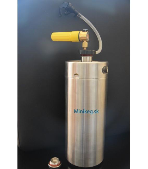 3,6 L minikeg + PÁRTY čapovací systém komplet