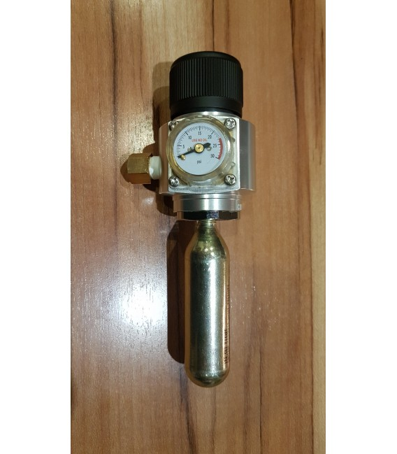 Regulátor CO2 s adaptérom pre SODA STREAM 30 PSI