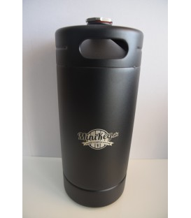 BLACK LINE Mini keg 4 L - DIMPLE