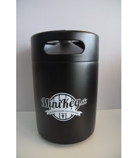 BLACK LINE Minikeg 5 L DIMPLE