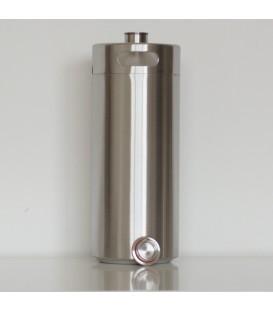 Mini keg 3,6 L - malý pivný sud z nerezovej ocele