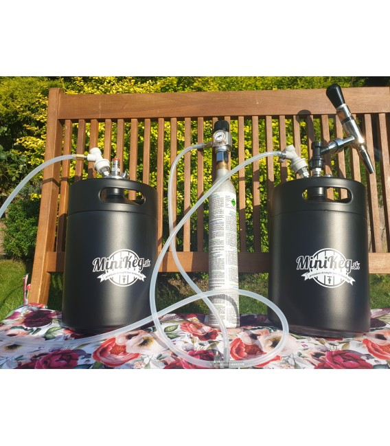 20 L minikeg complet SS system