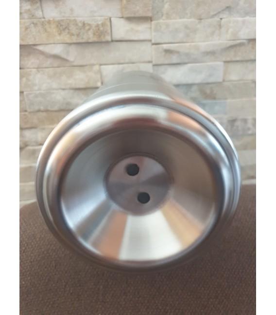Mini keg 2 L STEEL DOUBLE WALL vacuum