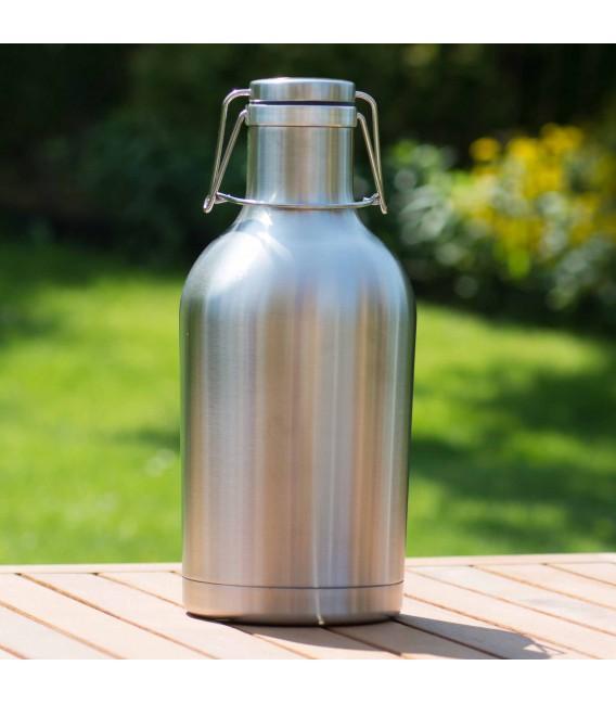 Pivný džbán z nerezovej ocele 1 L