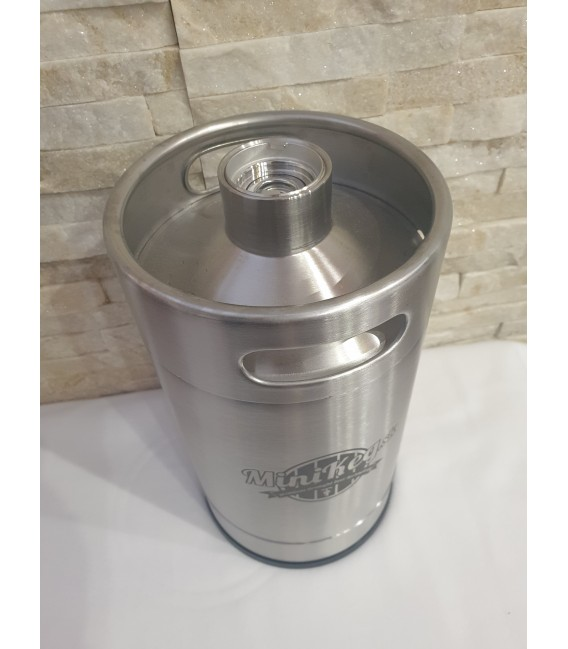 MiniKeg 5 L BAJONET bottom