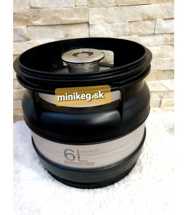 MiniKeg 6 L A type with cover