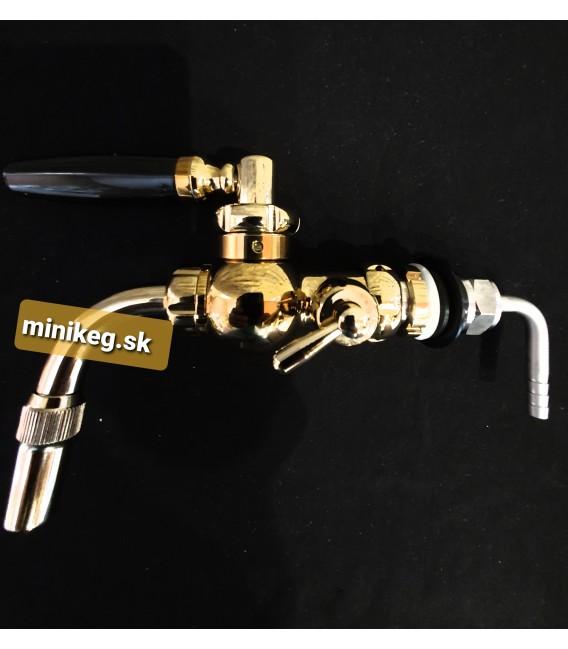 Minikeg Gold vintage pípa