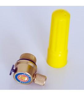 Regulátor CO2 bez tlakomeru